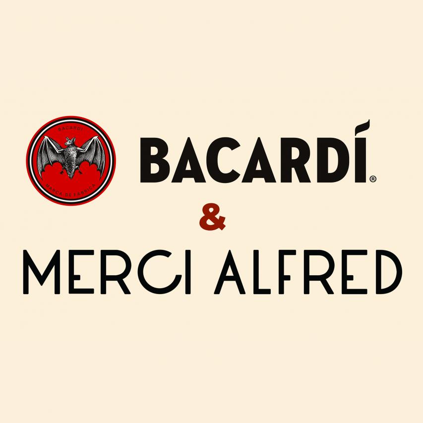 Bacardi & Merci Alfred