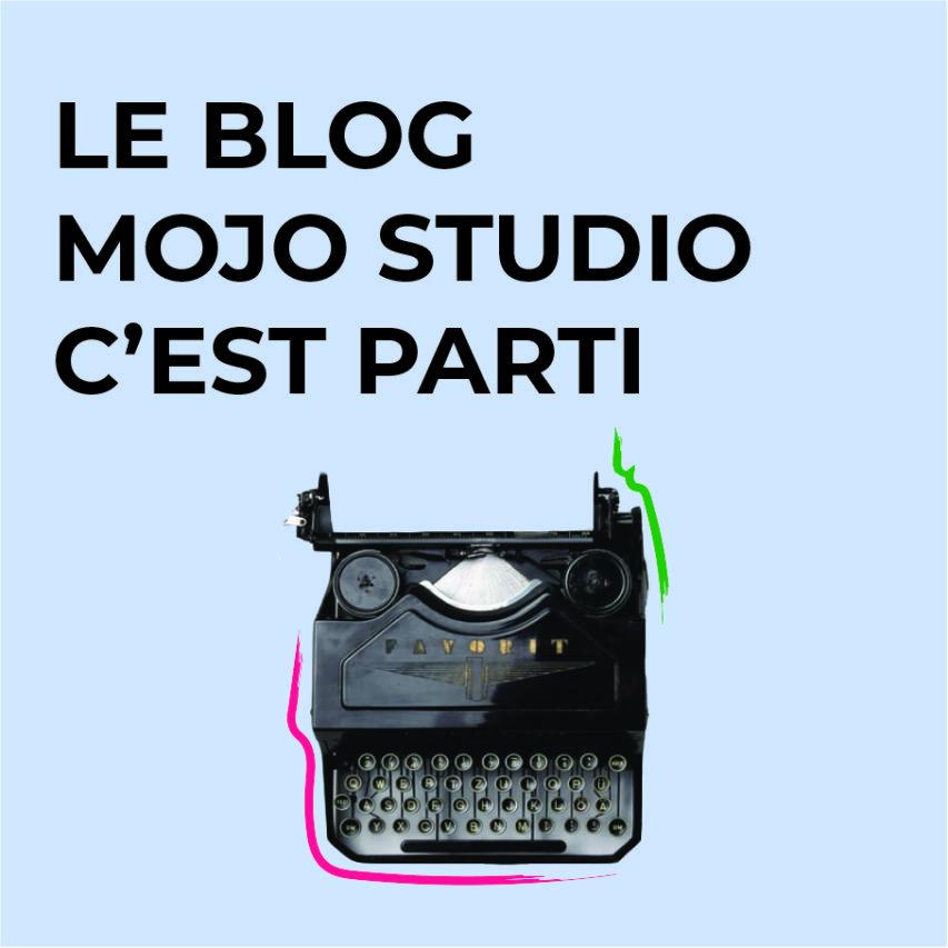 Le blog mojo c'est parti !